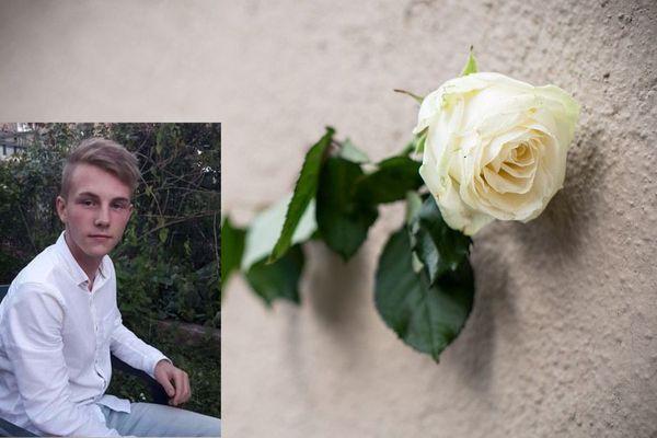 Une marche blanche sera organisée après les funérailles d'Alexis Duchêne, ce samedi.
