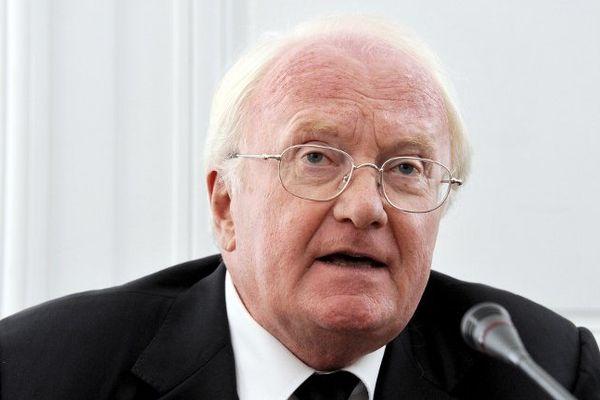 Le socialiste Michel Vauzelle, 70 ans, ne se représentera pas à la présidence du conseil régional de Provence-Alpes-Côte d'Azur.