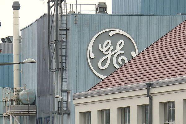 Le site de General Electric à Belfort.