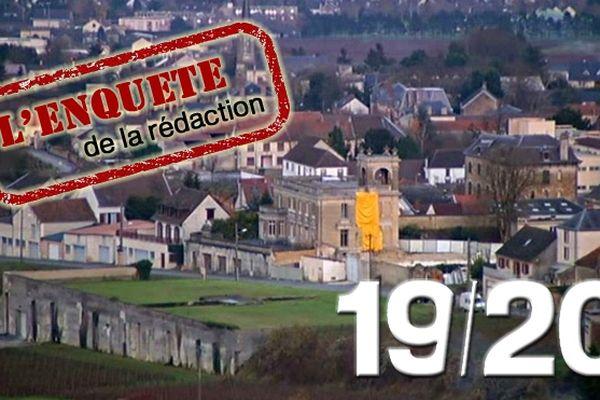 Le château d'Avize (Marne) et 2,5 hectares de vigne seraient les seules propriétés détenues en mains propres en Champagne par un investisseur étranger.