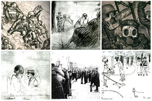 Guerre de 1914-1918 : militaires et civils ont mis en images leur guerre