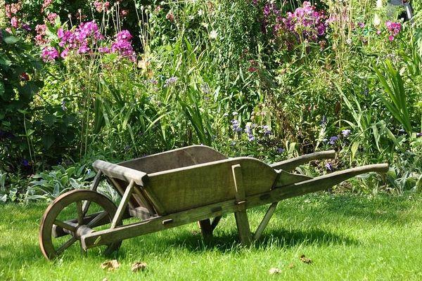 A Sancé, en Saône-et-Loire, aucun pesticide n'est utilisé dans l'entretien des espaces verts et de la voirie.