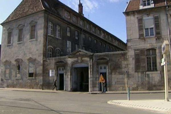 L'hôpital Saint-Jacques de Besançon