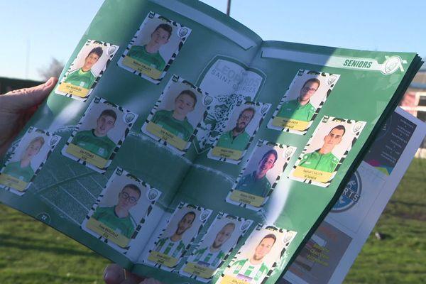 Depuis le lancement de l'album des Léopards mi-décembre, 13 000 vignettes à l'effigie des joueurs du club de Saint-Georges-des Groseillers ont été déjà vendues