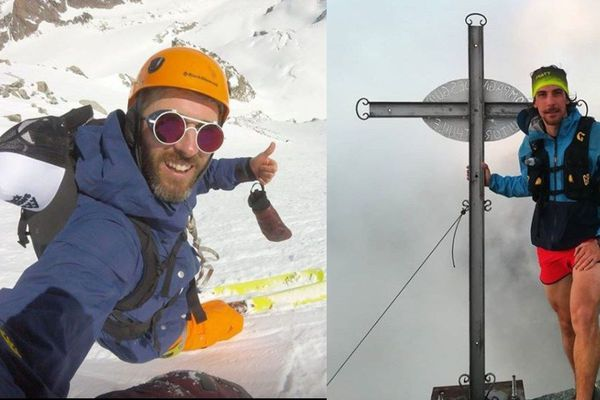 Luca Martini et Edoardo Camardella ont été emportés par une avalanche ce samedi dans la partie italienne du Mont-Blanc
