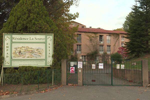 80 cas de Covid-19 ont été détecté au sein de l'Ehpad de la Source à Salernes.