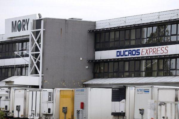 Le siège social de l'entreprise à Gonesse dans le Val d'Oise