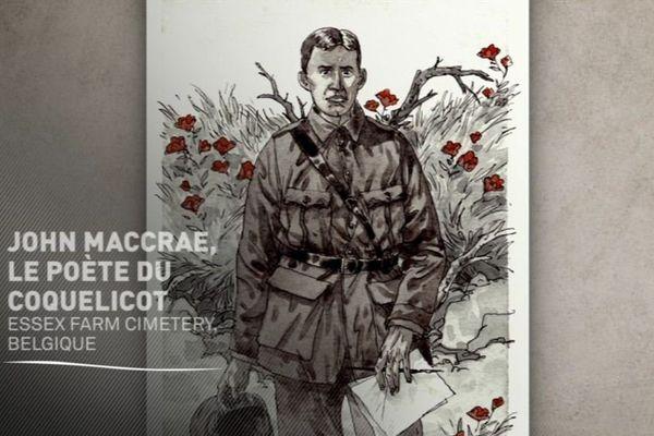 John Maccrae, le poète du coquelicot