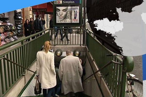 S'engouffrer dans le métro, une habitude à prendre !
