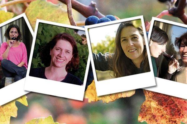 Latifa, Estelle, Florence, Diane, Marie-José : des viticultrices du Bordelais