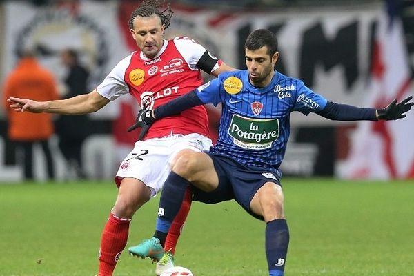 Michaël Tacalfeld et Eden Ben Basat (Reims-Brest - 25/11/12)