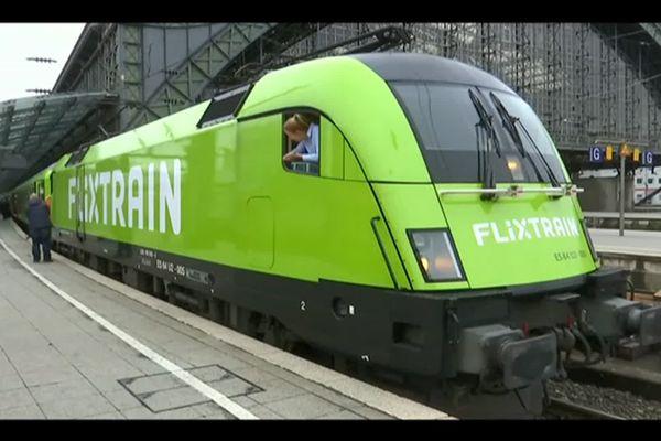 Un nouveau projet de ligne de train Toulouse-Paris. La compagnie FlixTrain pourrait s'installer Gare Matabiau