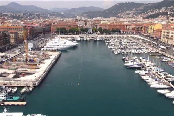 Gros plan sur la 1e circonscription des Alpes-Maritimes (Vieux Nice et port)