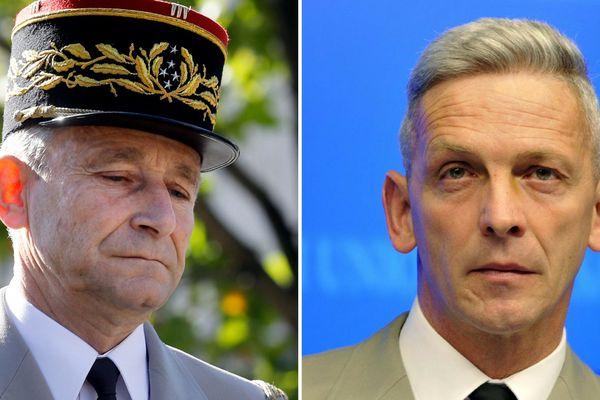 Pierre de Villiers a démissionné ce 19 juillet, François Lecointre prend sa place de chef d'état major des armées.