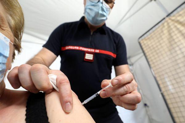 Les sapeurs-pompiers vaccineront 2.000 personnes à Strasbourg dimanche 9 mai.