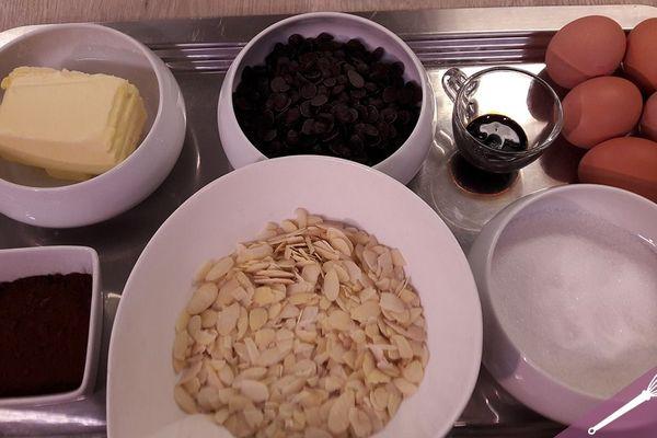 Les ingrédients du chocolat sans gluten