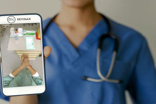 Montpellier - des tutoriels pour les soins infirmiers sur votre portable.