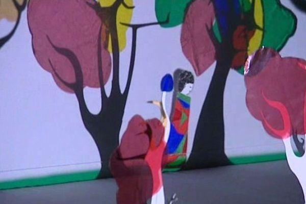 Un spectacle Momix joué à Waldighoffen pour les scolaires