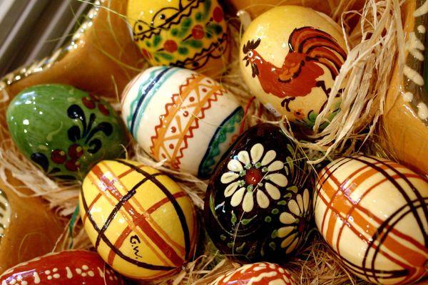L'office de Tourisme de Belfort propose une chasse aux œufs sur son site internet.