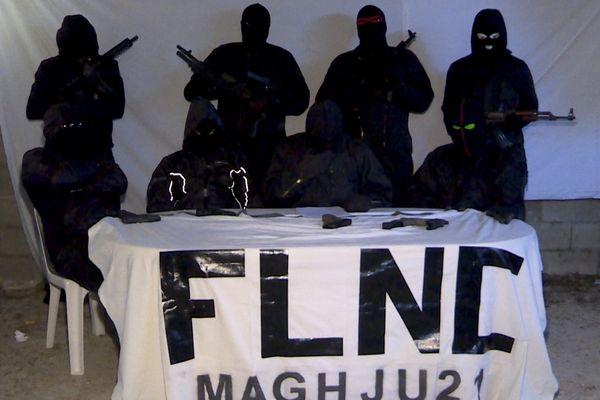Le nouveau groupe armé a annoncé sa création lors d'une conférence de presse clandestine.