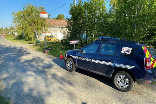 Le village de Saint-Caprais dans le Gers est sous le choc et dans l'incompréhension totale après un double meurtre commis jeudi 15 avril