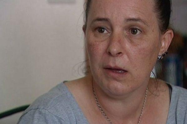 Catherine Thouvenot, la mère de la victime appelle au calme après la mort de son fils.