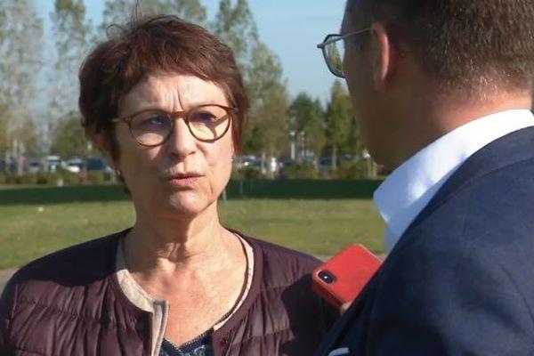 Nadine Grelet-Certenais, maire de La Flèche