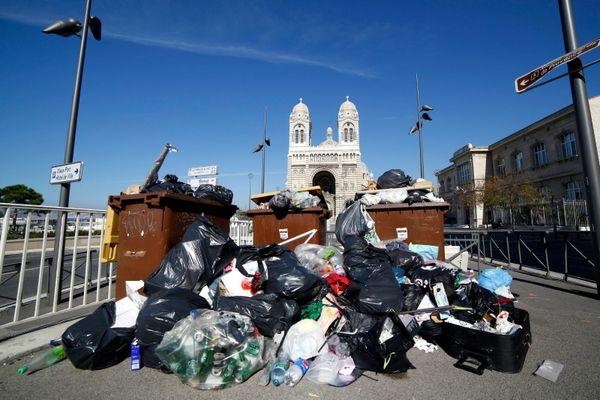 2017, nouveau conflit. En 40 ans, Marseille a connu une trentaine de grèves des éboueurs.