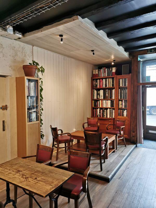 Le bar le Marulaz à Besançon se réinvente et deviendra le 19 mai La Maison pour l'image et la photographie.