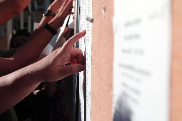Le palmarès des lycées est établi sur la base des résultats du baccalauréat - Photo d'illustration