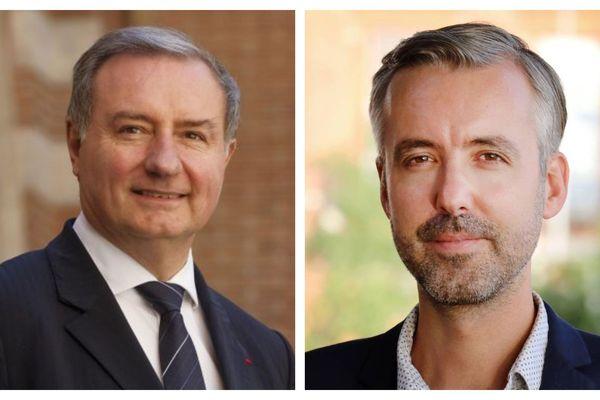 Selon le sondage publié par la Dépêche du Midi, Jean-Luc Moudenc serait battu par Antoine Maurice avec le plus faible des écarts : 49,5 % des intentions de vote pour le Maire sortant contre 50,5 % à son adversaire.