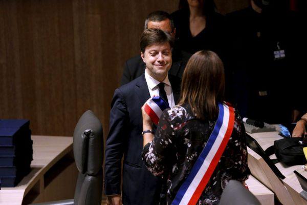 Le premier adjoint et la maire de Marseille, le binôme va-t-il s'inverser comme le souhaite Michèle Rubirola ?