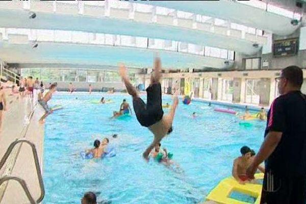 La piscine des Jonquilles à Illzach-Modenheim