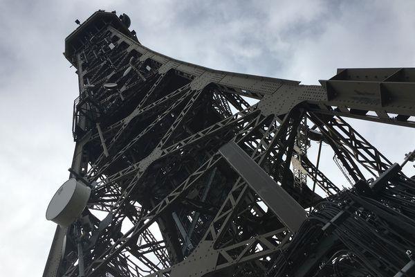 La tour émettrice du réseau TDF à Fourvière