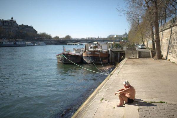 Les autorités espèrent ouvrir cinq sites à la baignade à Paris à l'occasion des Jeux Olympiques.