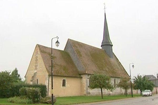 L'église des Ventes remonte au 13e siècle.