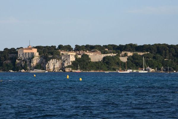 Iles de Sainte-Marguerite