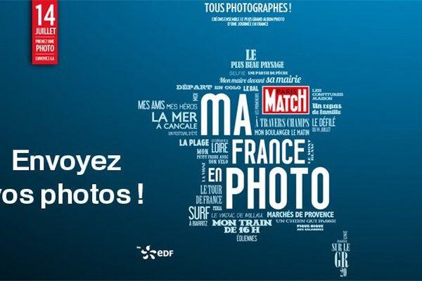 Tous à vos appareils pour ce grand événement Paris-Match/ France 3.