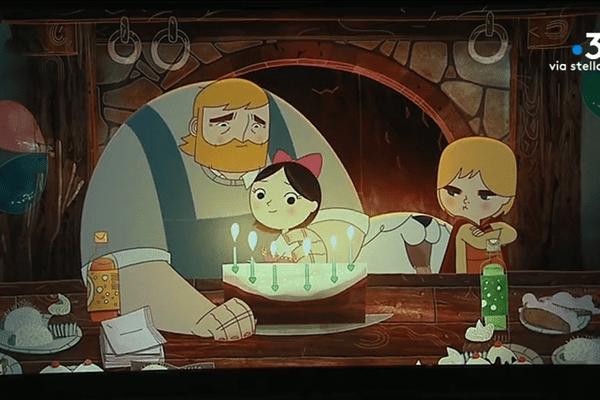 Bastia – Le film d'animation Le Chant de la mer en version corse