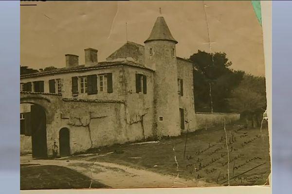 Le château de la Richardière