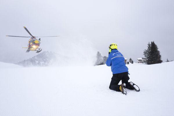 Illustration. Selon l'Anena, 39 personnes sont décédées dans des avalanches au cours de l'hiver 2020-2021.