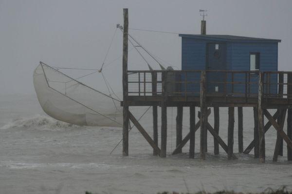 La tempête Léon va entraîner des vents soufflant jusqu'à 120 km/h sur le littoral charentais et vendéen.