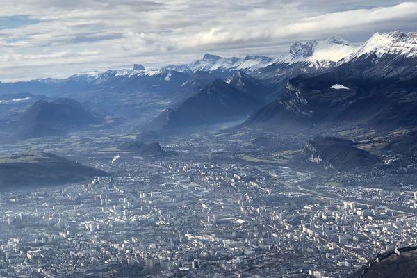 Une vue sur les Alpes - 30 Janvier 2020 - Photo d'illustration