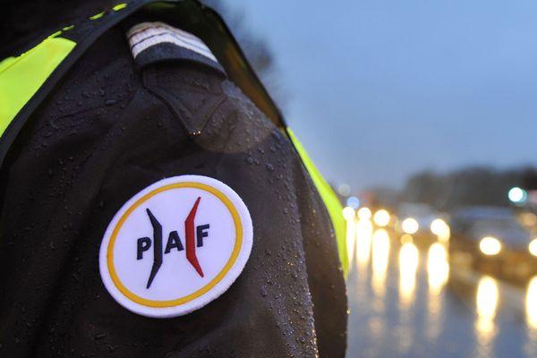 Le policier faisait partie de la police aux frontières (PAF) de Nice. (image d'illustration)