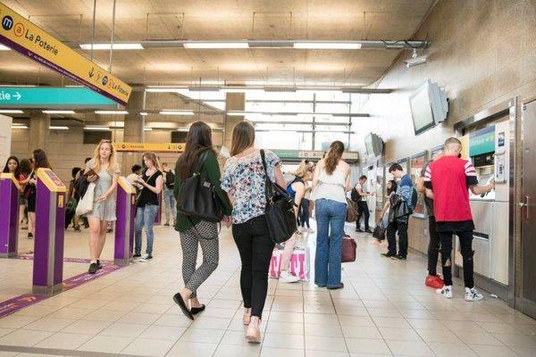 Le réseau de la station République a été testé par l'association.