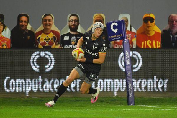 Après Brive, Vannes et Albi, Thomas Lacelle jouait désormais au Provence Rugby.