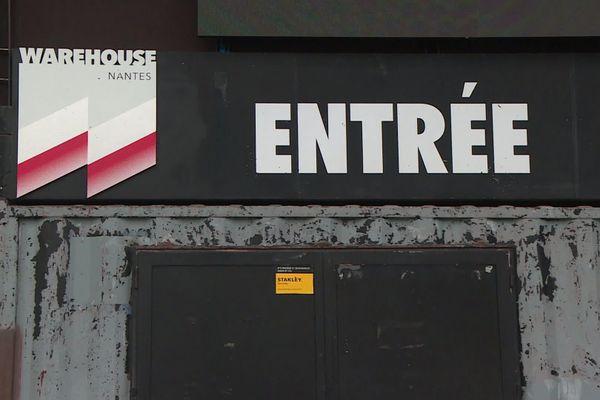 Le Warehouse, au Hangar à bananes à Nantes, est fermé pour cause de crise sanitaire