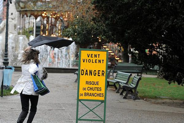 Les incertitudes sont encore fortes concernant ce phénomène de vents violents.
