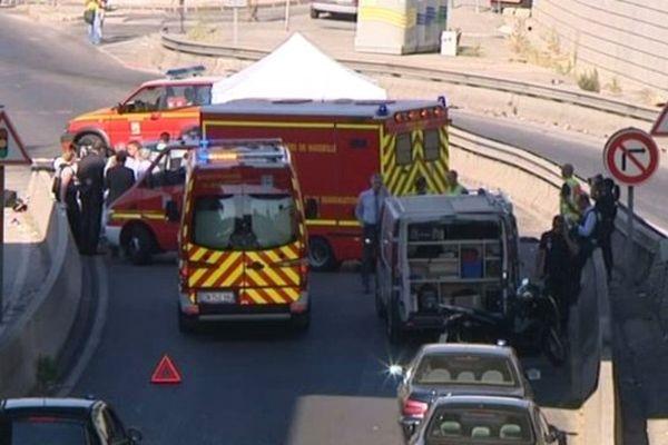 Adrien Anigo fils du directeur sportif de l'OM a été abattu dans les rues de Marseille