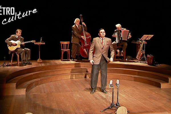 L'Atelier du Caméléon chante Bourvil